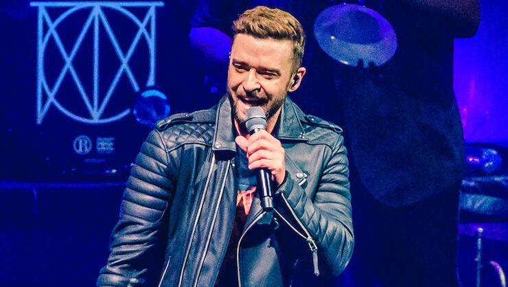Justin Timberlake In Concert - Toronto, ON