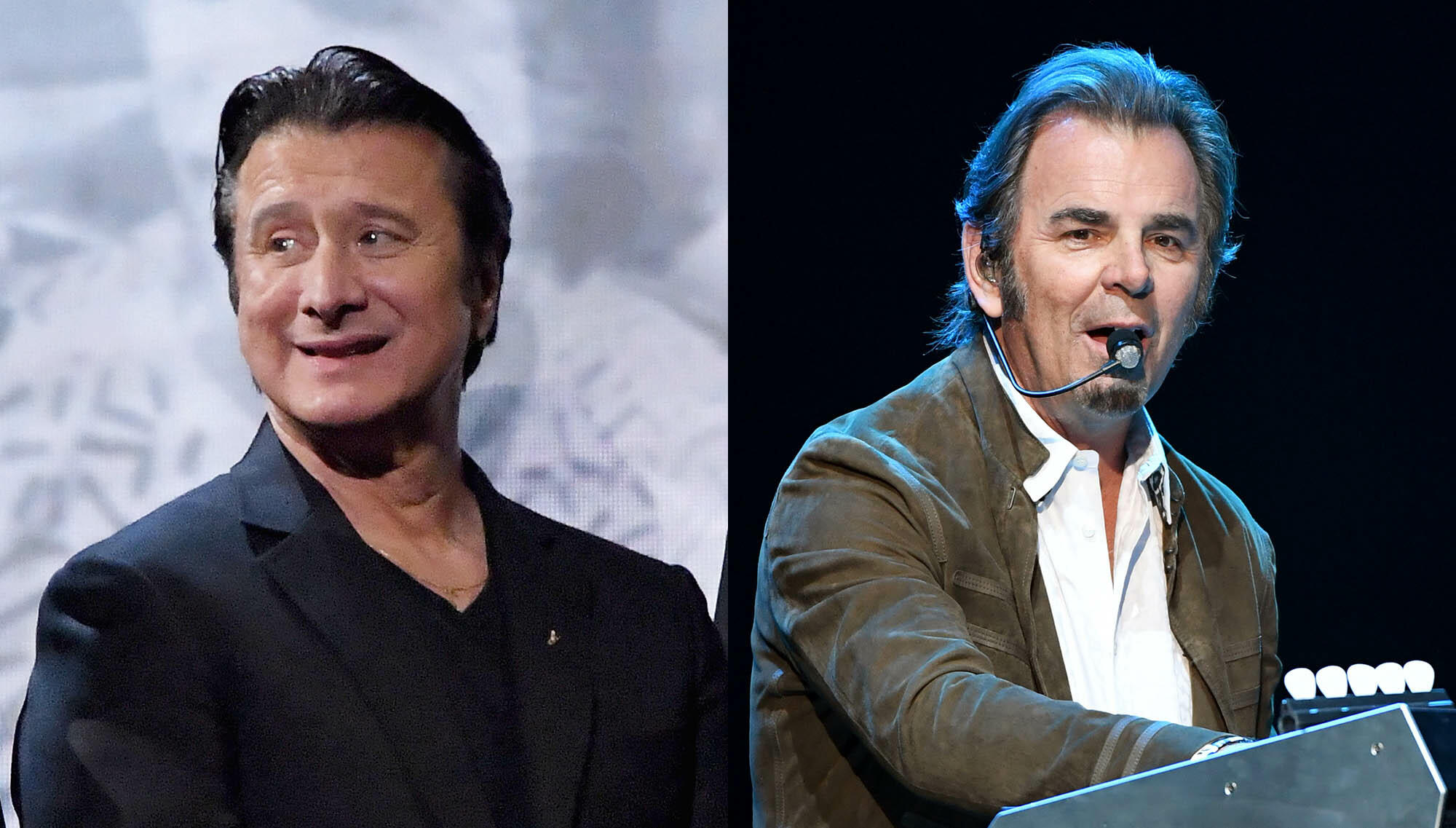Steve Perry Only Communicates With Journey Through His Publisher