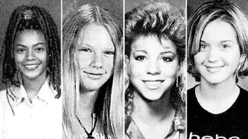 Pop Pics - 33 Celebrity Yearbook Photos: Before They Were Famous