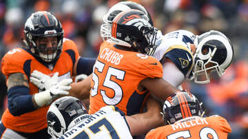 Broncos All-Access - Keith Millard Former Vikings DT joins Justin and BK