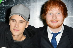 "Ed Sheeran & Justin Bieber's New Collab ""I Don't Care"" Is Officially Here"