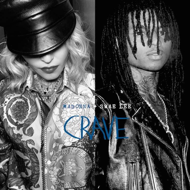 """Madonna """"Crave"""" featuring Swae Lee"""