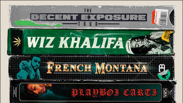 None - Wiz Khalifa & French Montana at White River Amphitheater