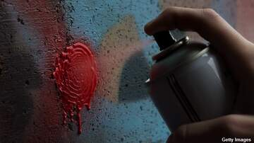 Coast to Coast AM with George Noory - 'Uplifting' Graffiti Divides Town