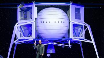 The Joe Pags Show - Amazon CEO Announces Plan To Send Lander To The Moon
