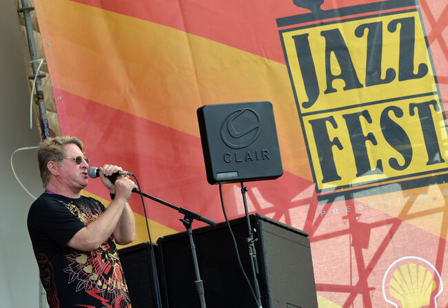 2013 New Orleans Jazz & Heritage Music Festival - Day 1
