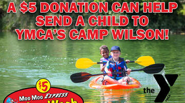 None - A $5 Donation Can Help Send A Child YMCA's Camp Wilson