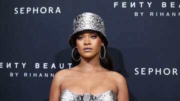 Angie Martinez - RIHANNA MAKES HISTORY CONFIRMING NEW FASHION LABEL WITH LVMH!