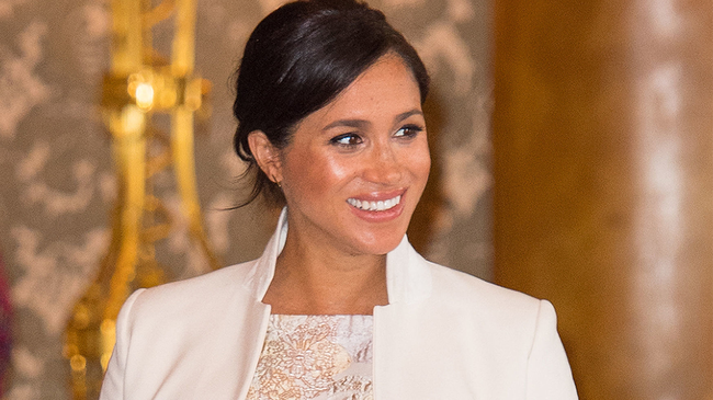 The Name of Meghan Markle's Son is Her Cat's Name