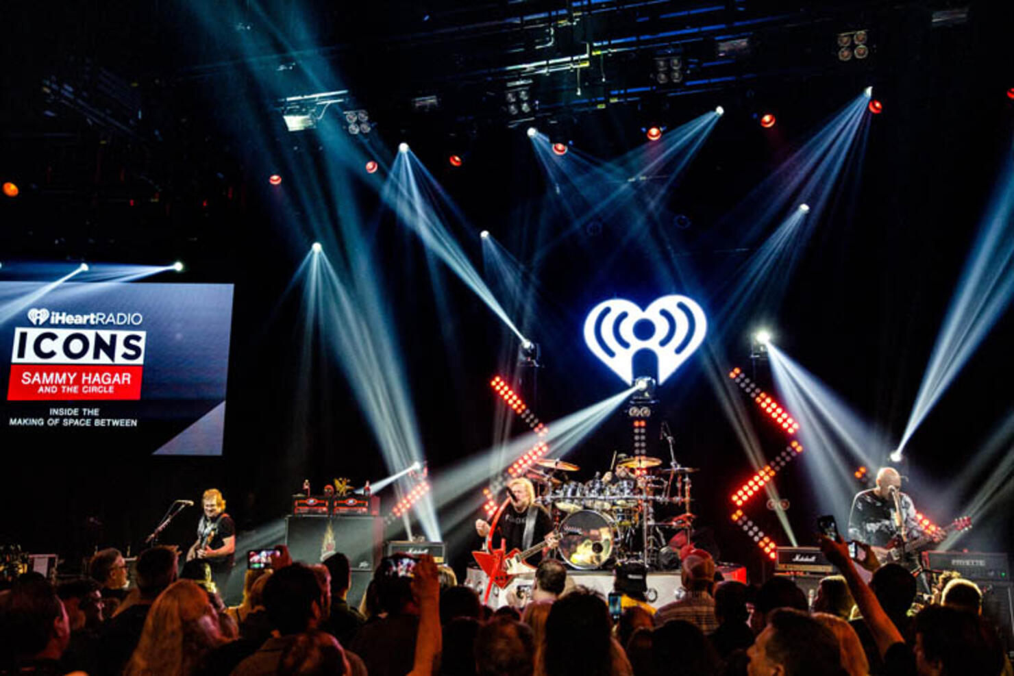 Photo: Wes and Alex for iHeartRadio