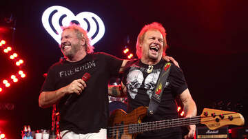 iHeartRadio Live - Sammy Hagar & The Circle Celebrate Past, Present And 'Space Between'