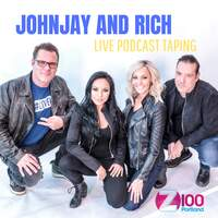 Enter In To Be On The Guest List For Our JJR Live Podcast Taping!