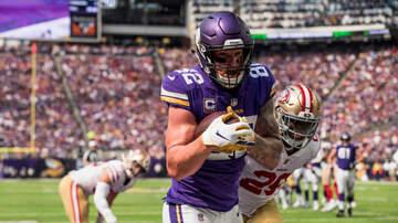 Vikings Blog - Vikings & Kyle Rudolph break of contract negotiations!