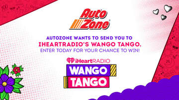 Contest Rules - AutoZone Wants To Fly You And A Friend To LA For iHeartRadio's Wango Tango!