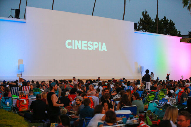 """Cinespia Presents """"The Fifth Element"""""""