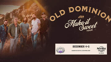 Buzzing Vegas - Old Dominion at The Joint at Hard Rock Hotel & Casino