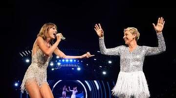 EJ - Taylor Swift To Do First Sit-Down Talk Show Interview in Years on 'Ellen!'