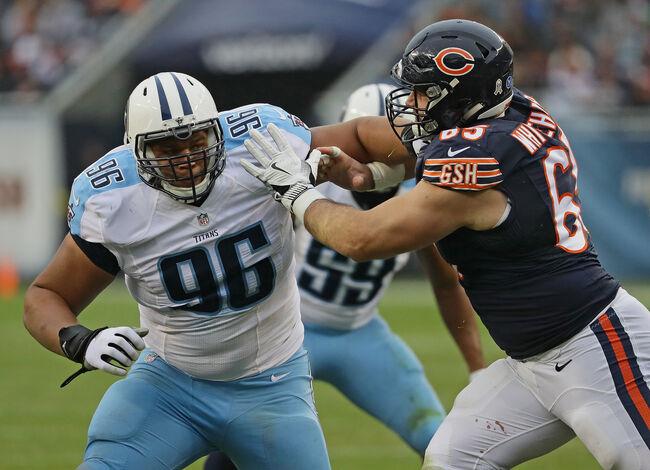 Tennesee Titans v Chicago Bears