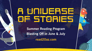 Marty Manning - Summer reading program for the whole family!