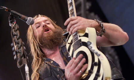 Ayo - Zakk Wylde calls The Eagle to talk about Ride For DimeBash!