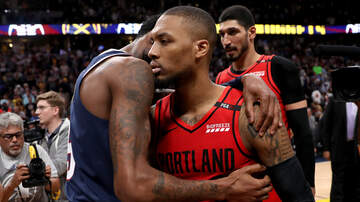 Mike Rice - Trail Blazers Overcome Cold-Shooting Nuggets, 100-96, To Win Series