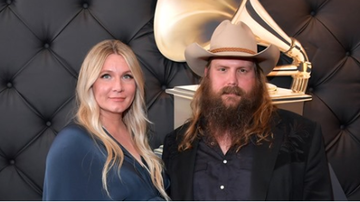 Beth Bradley - Chris Stapleton and Wife Morgane Welcome Their Fifth Child