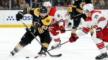 Sports - Bruins Rout Carolina And Win Game Two