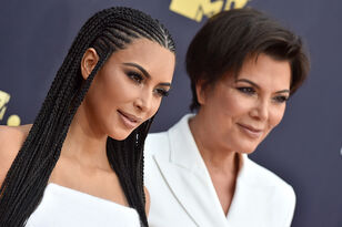 This Is Why Kim Kardashian Wouldn't Let Kris Jenner in the Hospital