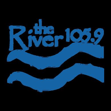 The River 105.9 logo