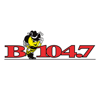 B104.7 logo