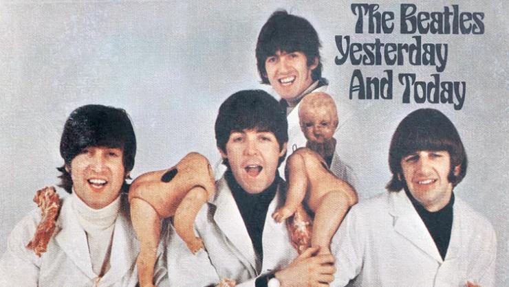 John Lennon-Owned, Beatles-Signed 'Butcher Cover' Vinyl Sells For $234,000