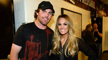 image for Carrie Underwood's Husband Shared A Rare Photo Of Her With Baby Jacob