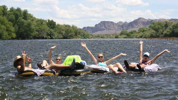 #iHeartPhoenix - Salt River Tubing Is Now Open; Here Are All The Details You Need To Know