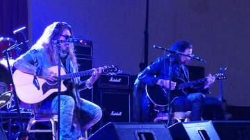 THE  Z  MAN - John Corabi and Bruce Kulick stage a Union Reunion