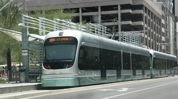 #iHeartPhoenix - Light Rail Construction To Begin On Mill Ave; Expect Traffic Delays