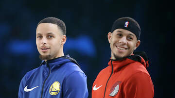 BIGVON - Stephen And Seth Curry Are The First Siblings To Face Each Other In The WCF