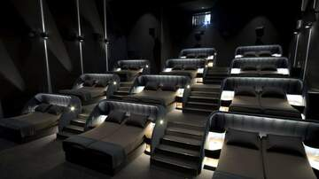 Klinger - Cinema Opens w/Double Beds Replacing Seats