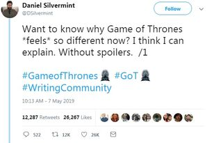 Man Gives Insightful Reasoning Why GoT Season 8 *Feels* Different