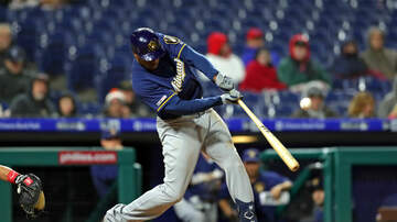 Brewers - Phillies rally to defeat Brewers 7-4 on Monday