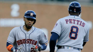None - Astros Power Past Tigers