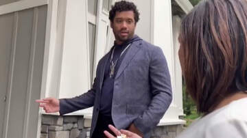 The WGCI Morning Show - Russell Wilson Surprised His Mom with A House!