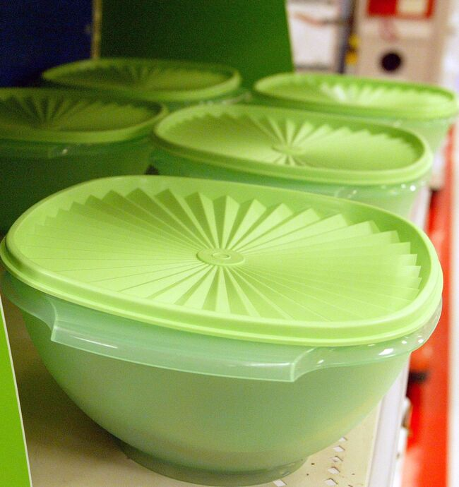 Tupperware Pulls Its Line From Target Stores
