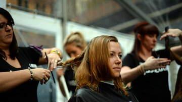 Wendy Wild - Women Tell All... To Their Hairdresser!