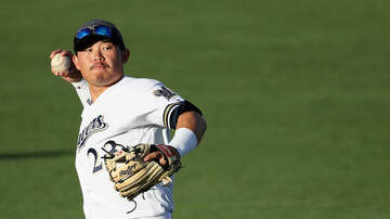 Brewers - Report: Brewers to call up top prospect Keston Hiura
