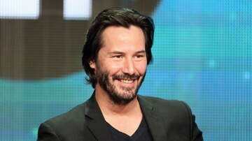 Robin Jones - Keanu Reeves Once Bought Ice Cream Just to Have a Receipt to Autograph