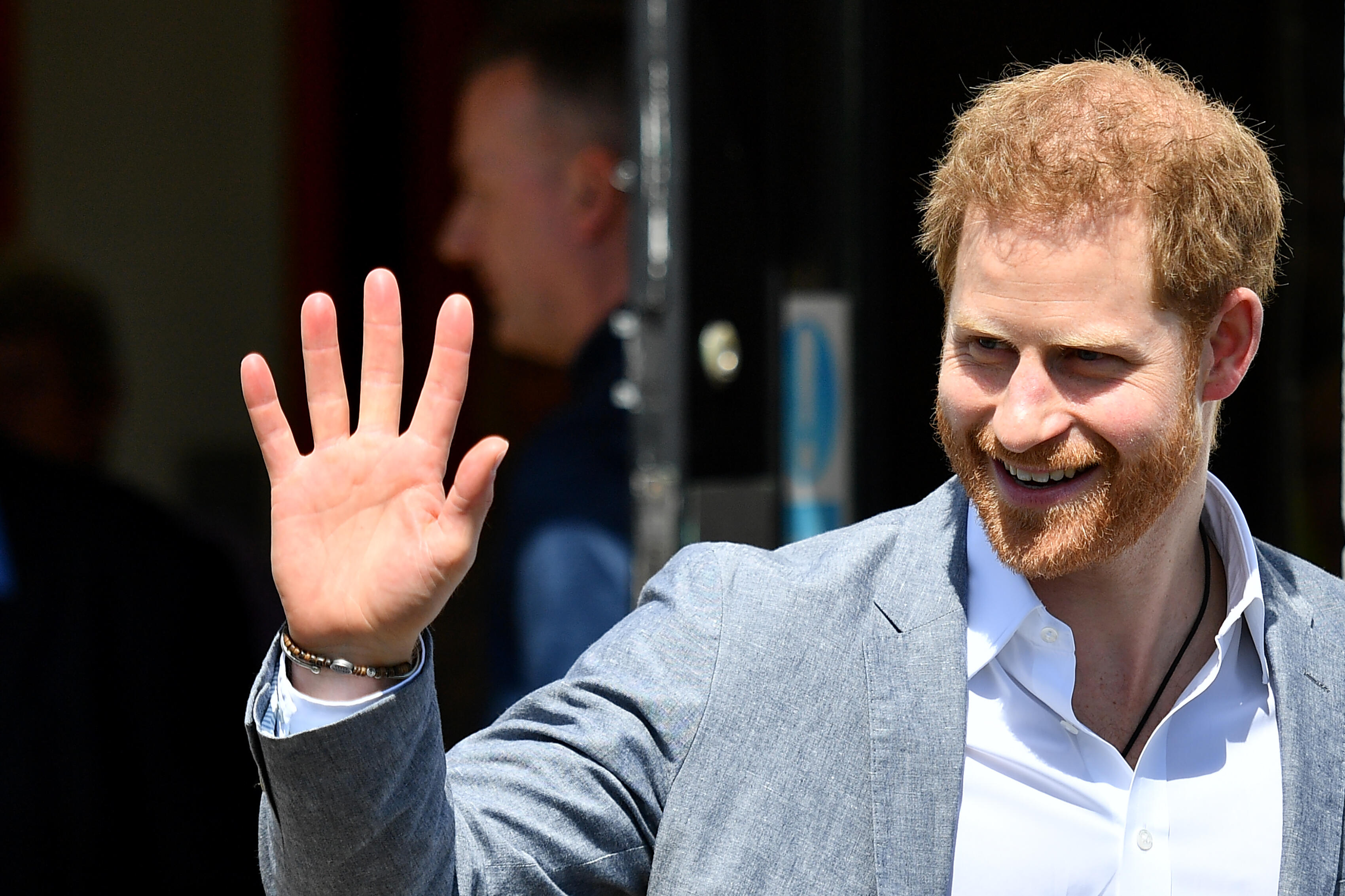 Prince Harry Spotted Happily Running Errands In Vancouver   iHeartRadio