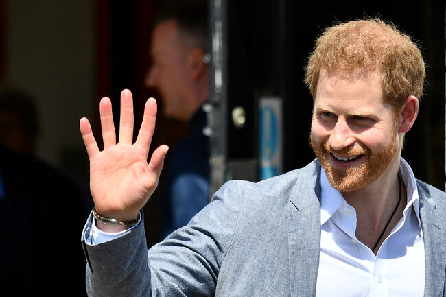 Prince Harry Gushes Over Baby Archie: 'I Can't Imagine Life Without Him'