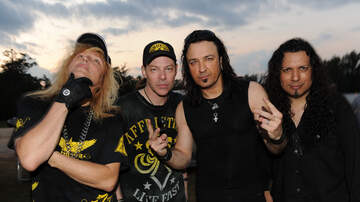 Tigman - Stryper Play The Chance This Saturday