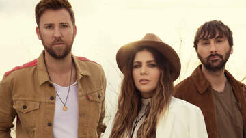 Music News - Lady Antebellum Shares New Heartbreak Song What If I Never Get Over You