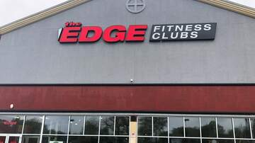 Photos - Ashley and KC101 at Edge Fitness in Fairfield on 5/13/19